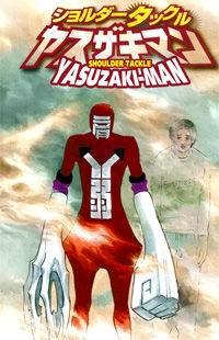 Shoulder Tackle Yasuzaki-man