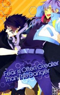 Dramatical Murder dj - Fear is Often Greater Than The Danger