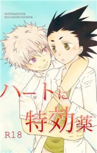 Hunter x Hunter dj - Heart ni Tokkouyaku