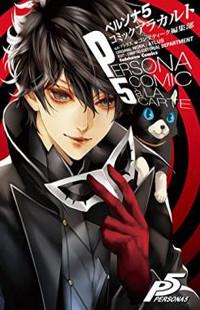 Persona 5 comic a la carte