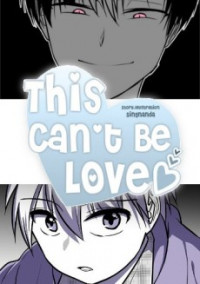 This Can't Be Love