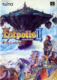 Estpolis Denki Official Guidebook