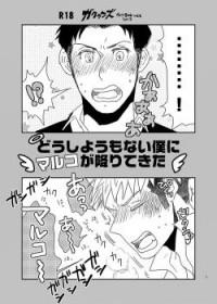 Shingeki no Kyojin dj - Dou Shiyou mo Nai Boku ni Marco ga Oritekita