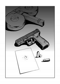 A Short Yandere Manga