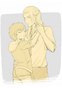 Elf Boyfriend & Boyish Girlfriend