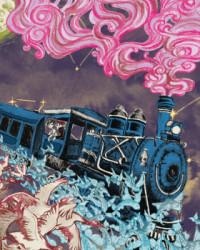 Night on the Galactic Railroad (Novel)