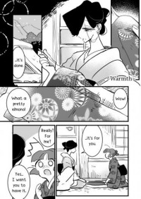 Tami and the Yukionna