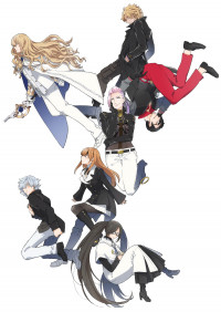 Fate/Grand Order From Lost Belt